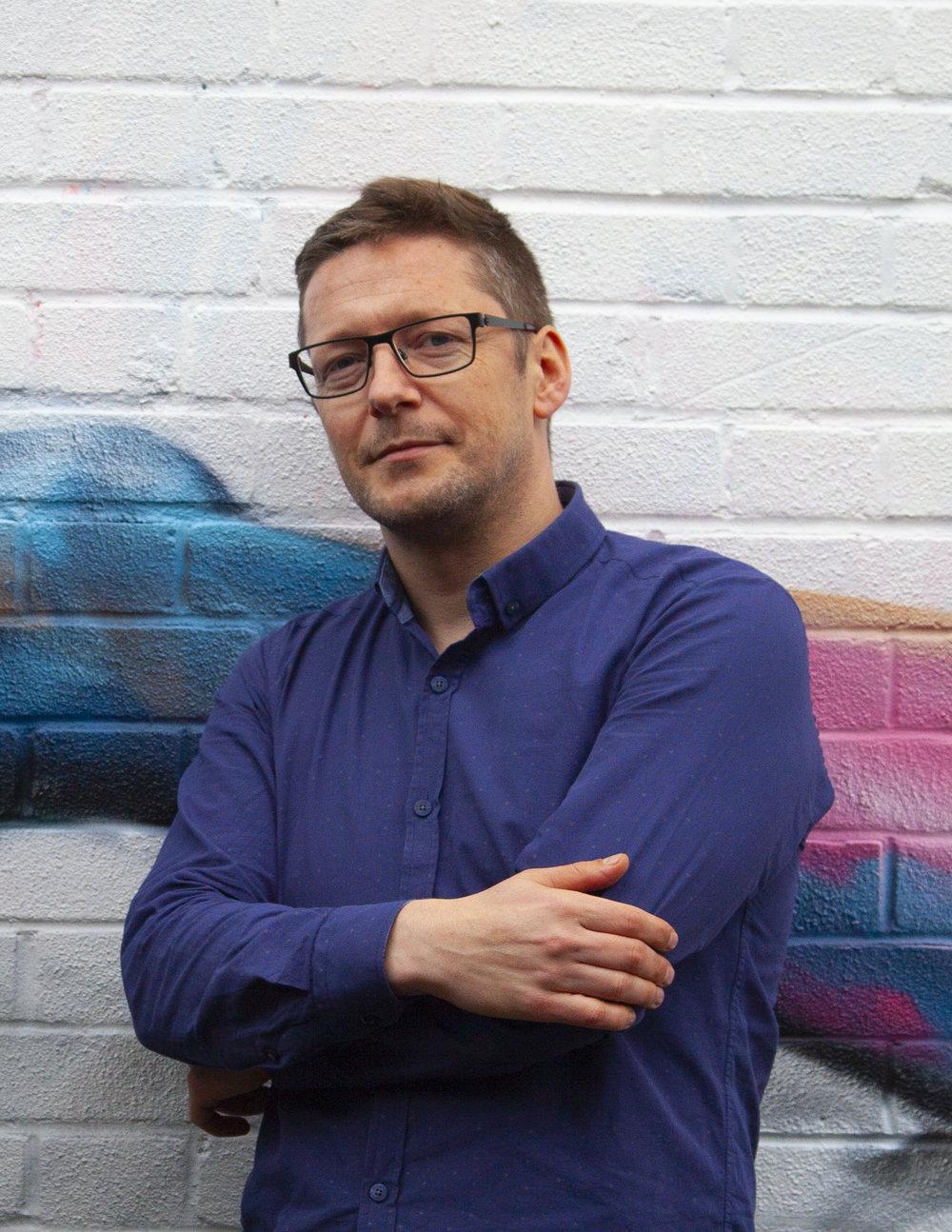 Ben Rigby, Haberdashery's Creative Director. Courtesy of Haberdashery.