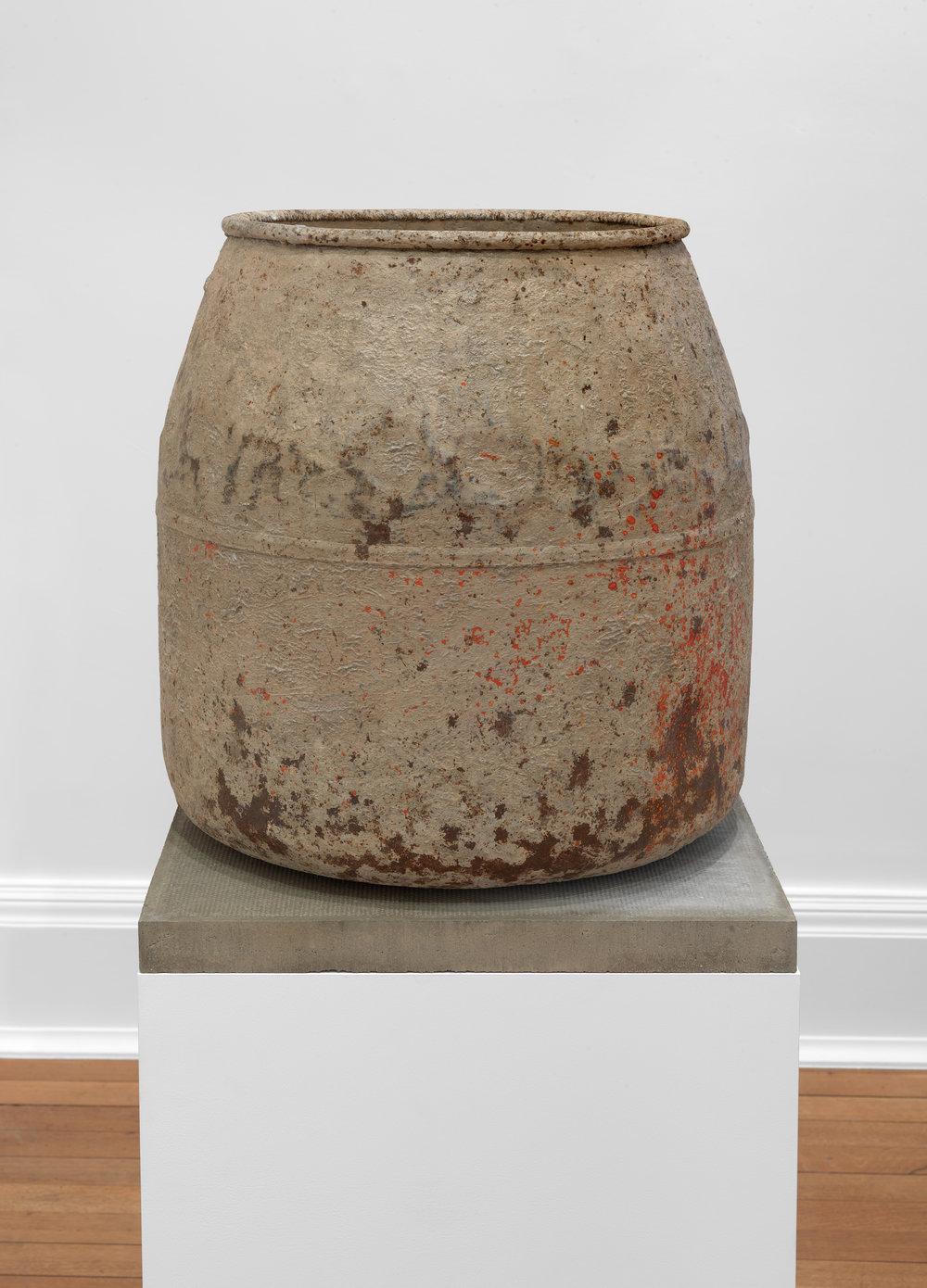 11.  Full Catastrophe (Drum VIII) , Alexandre da Cunha, 2012 - Tate. Image: Todd White Photography. Courtesy of artist Alexandre da Cunha/Thomas Dane Gallery.