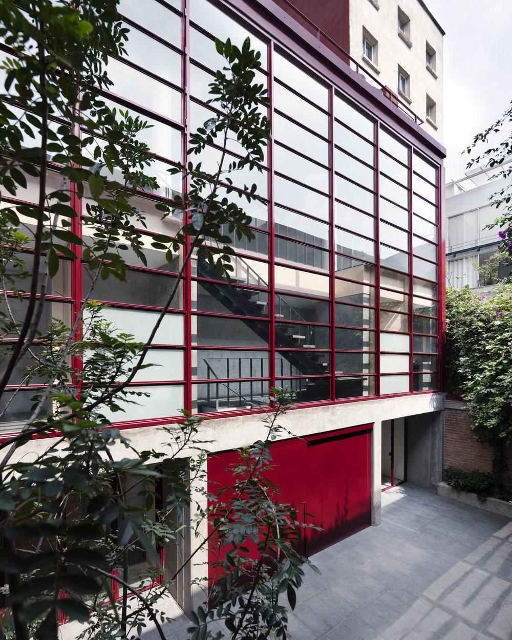 12. Galería OMR, Mexico City. Image: Rory Gardiner. Courtesy of Galería OMR.