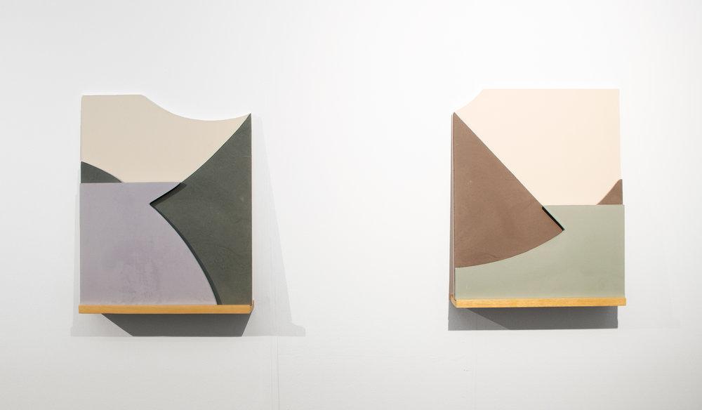 22. By the artist Felipe Cohen, 2018. Kubik Gallery, Porto - London Art Fair. Courtesy of Kubik Gallery.