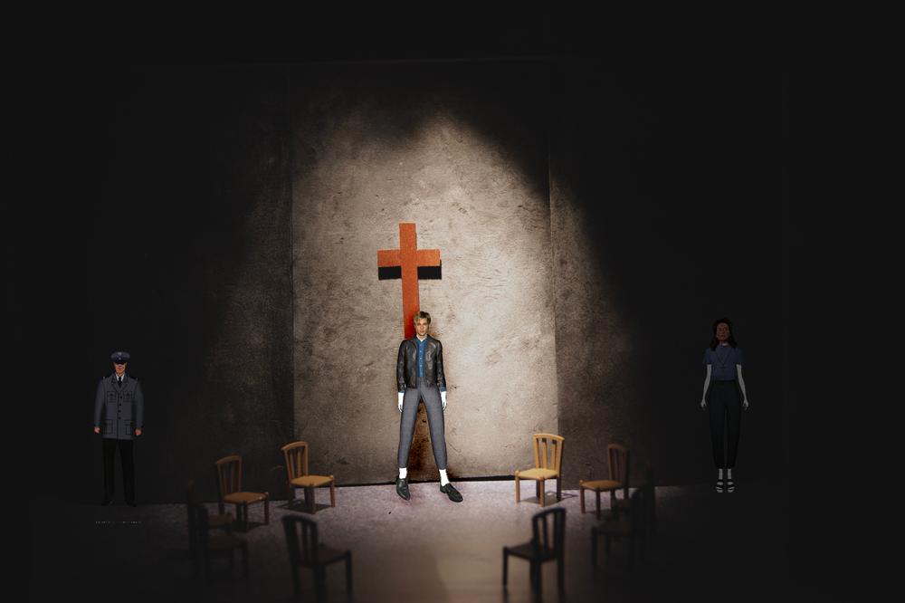 scene 7 - church