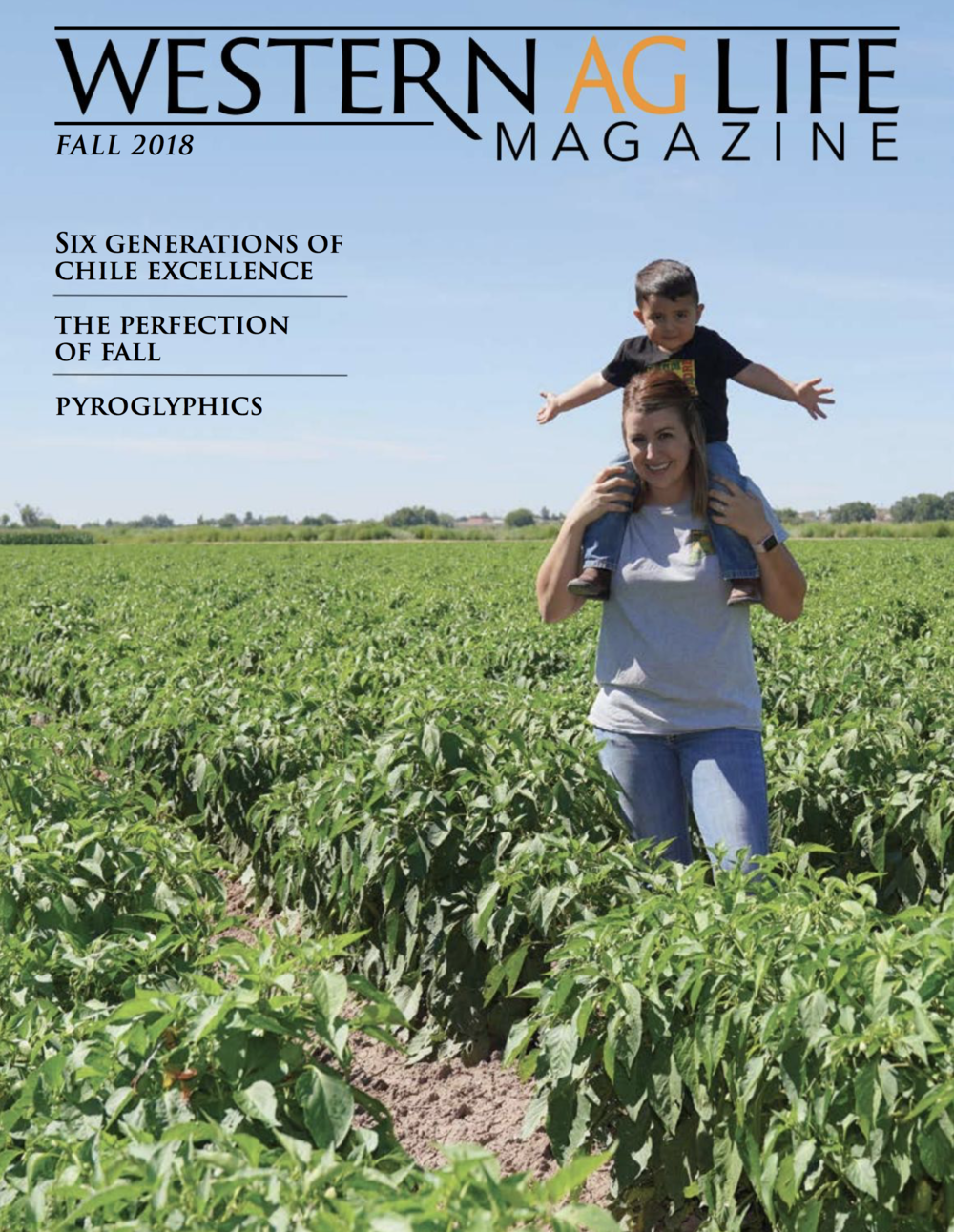 FALL ISSUE 2018 -