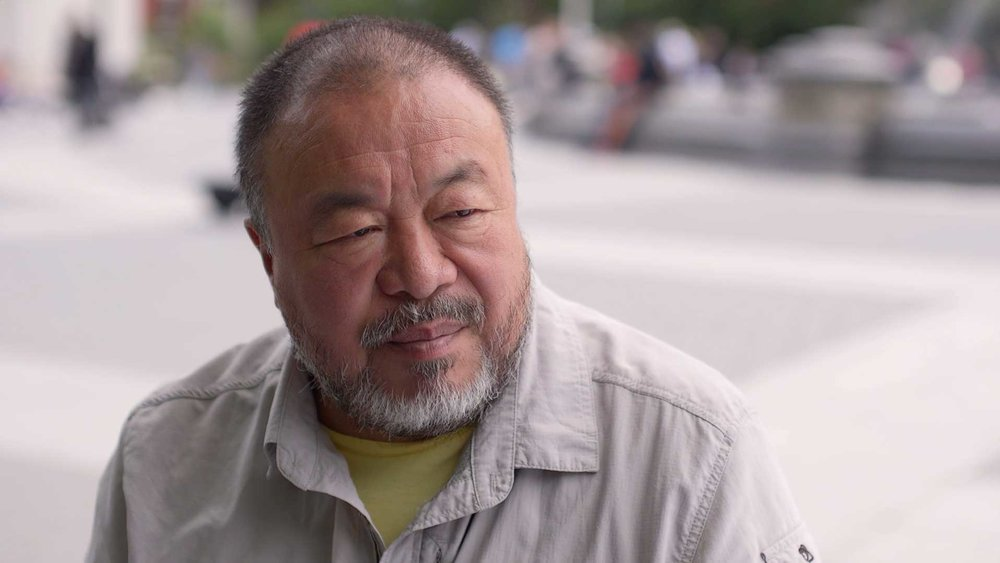 """New York City is an immigrant city. The beauty of New York City is coexistence and tolerance and sharing.""  - ai weiweiArtist from our 2017 video series Celebrating Public Art Fund's 40th Anniversary."