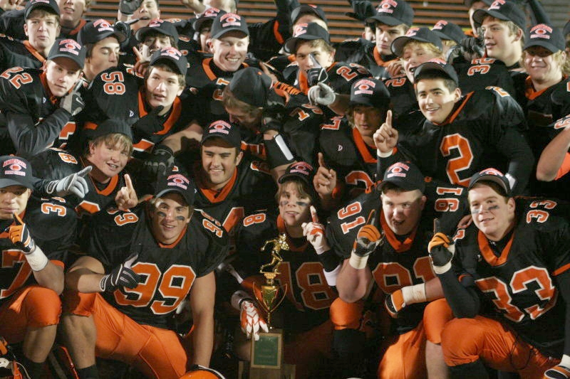 2007 OHSAA Division II State Champions!
