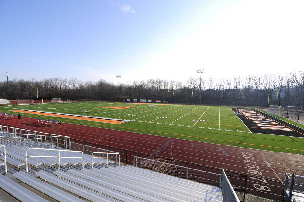 Charles L. Brown Stadium - Home of the Redskins