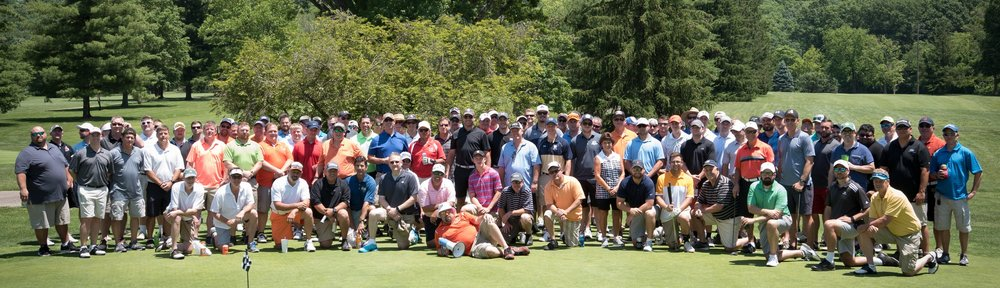 The Redskin Classic Golf outing just completed its 7th year and raises money for the entire football program at Anderson High School. Picture above was from year six, were we set a record number of golfers with 132!!