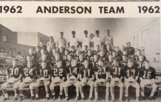 1962 - Amelia 26-0 WinColerain 64-13 LossFinneytown 18-14 WinHarrison 0-0 TieMcnick 50-0 LossNorwood 24-16 LossOak Hills 31-12 WinPrinceton 16-12 LossSycamore 28-21 LossTaylor 29-0 LossRecord 3-6-1 CoachMiller