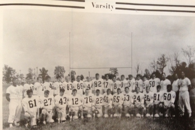 1966 - Glen Este 52-6 WinGreenhills 28-0 WinLockland 18-0 WinMcnick 30-0 WinNorwood 20-6 WinPrinceton 35-0 LossReading 44-0 WinTaylor 46-6 WinWyoming 32-6 LossRecord 7-2 Coach Miller