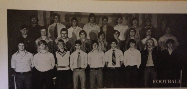 1973 - Mcnick 20-16 WinMariemont 14-12 WinPurcell 14-12 LossOak Hills 14-14 TieForest Park 16-6 LossColerain 27-7 WinNorwood 15-0 WinMt. Healthy 28-22 WinNorthwest 25-0 WinIndian Hill 22-6 WinRecord 7-2-1 Coach Seymour