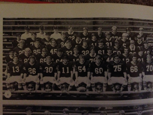 1975 - Mcnick 10-7 WinColumbus Witehall 31-7 LossOak Hills 26-0 LossForest Park 14-13 LossColerain 26-0 LossNorwood 7-6 WinMt.Healthy 24-7 LossNortwest 30-12 LossIndian Hill 20-0 LossRecord 2-7 Coach Burns