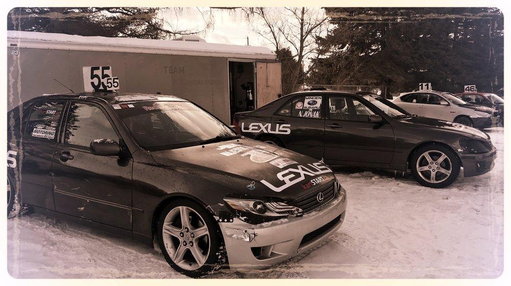 IR 2 lexus outside trailer.JPG