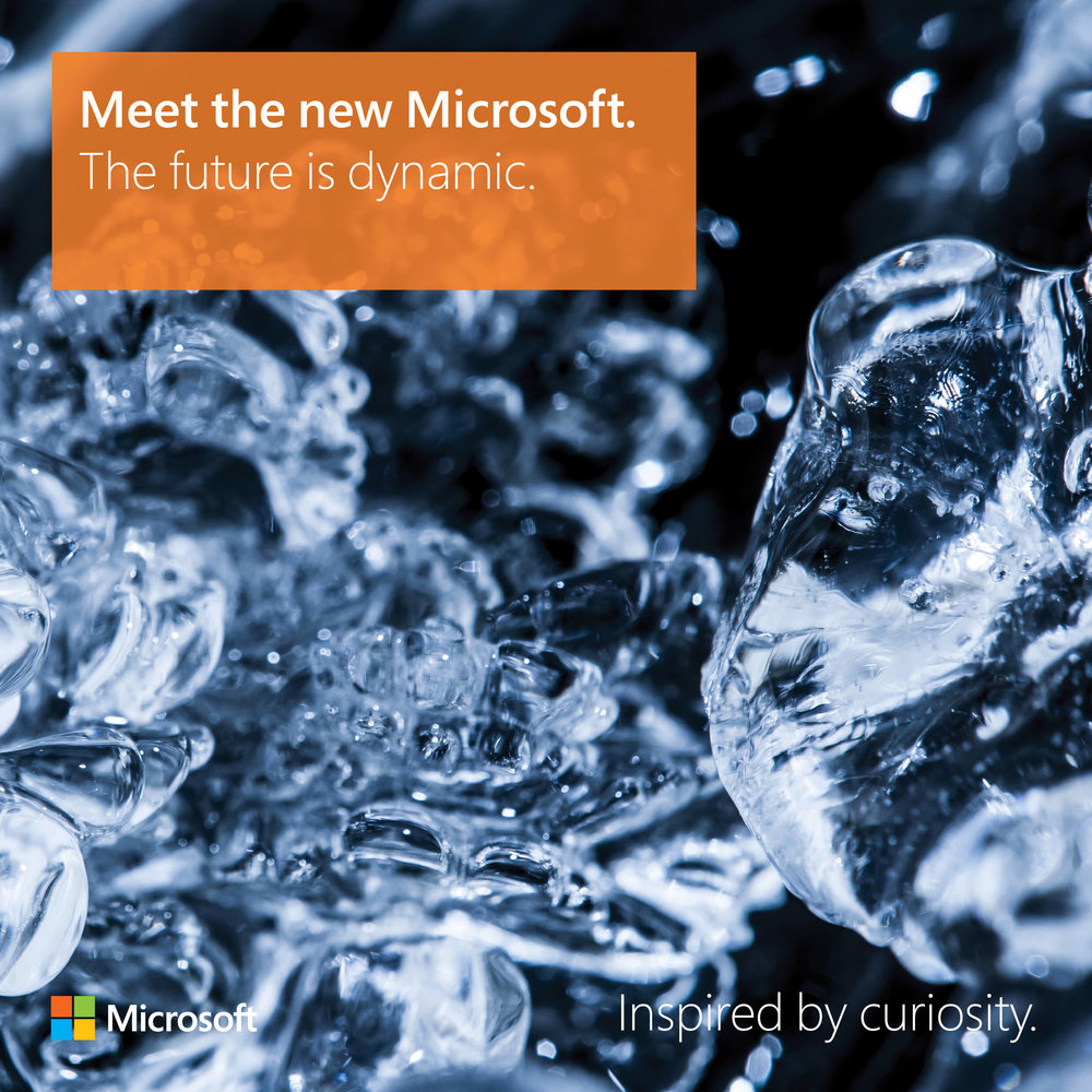 Meet the new Microsoft: The future is dynamic
