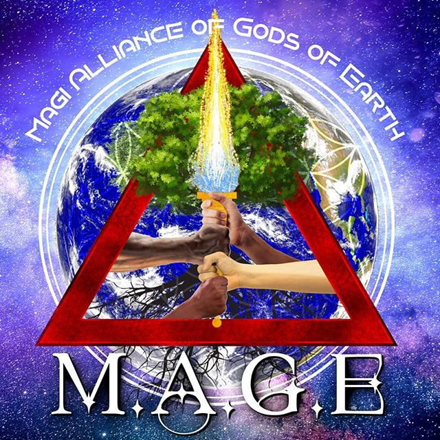 Welcome to online debue of M.A.G.E - Magi Alliance of Gods of Earth 🌎 . We are an Animistic Church that holds space for the ancient sacred practices of Shamans and Magi of the world.