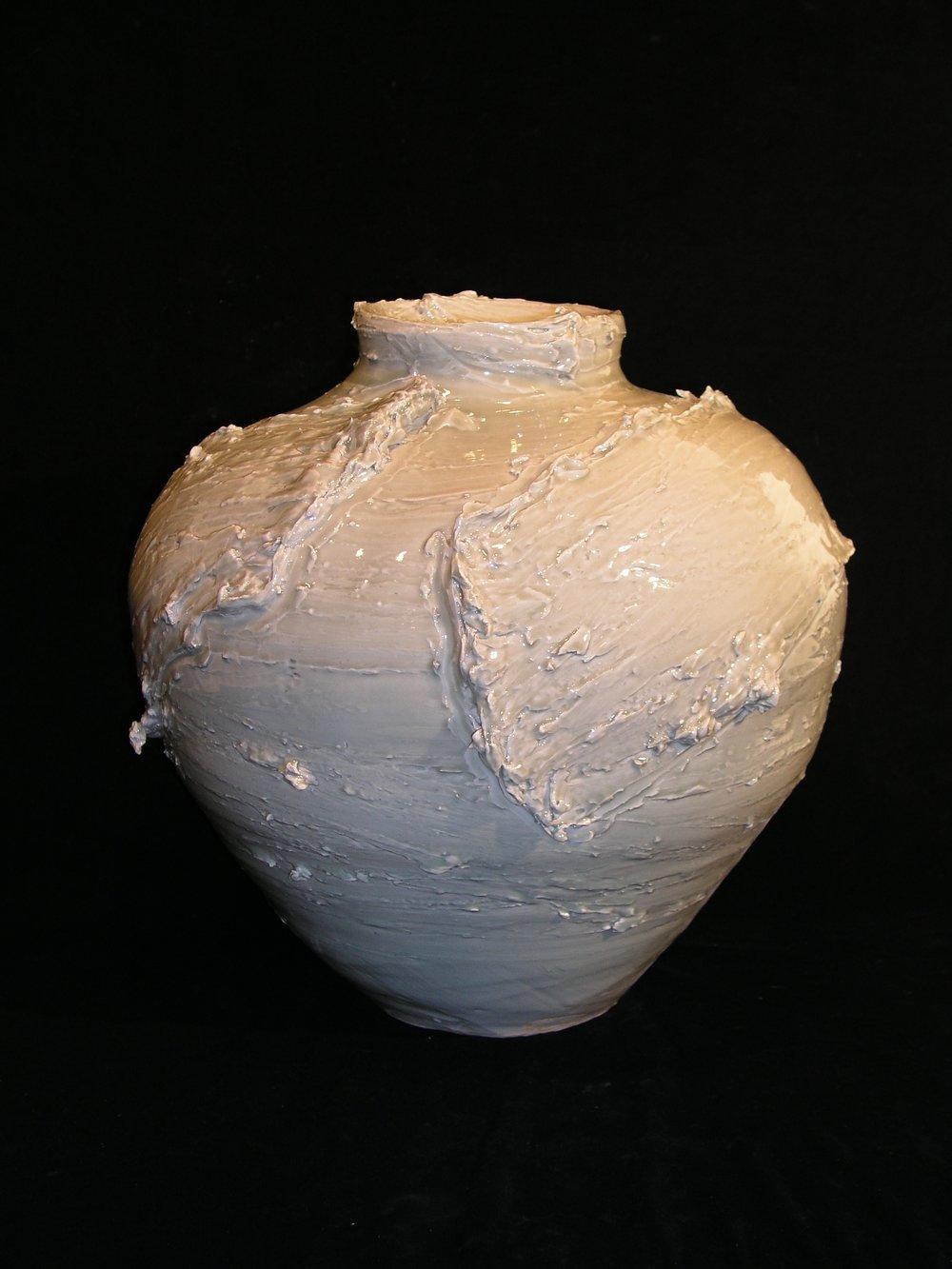 Porcelain Jar Form with Two Swirls.jpg