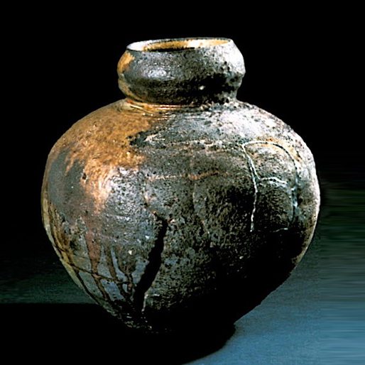 Jar Form with Split - Metropolitan Museum of Art