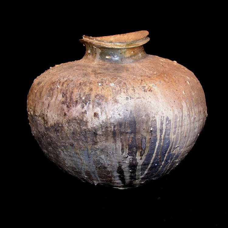 wood-fired jar form