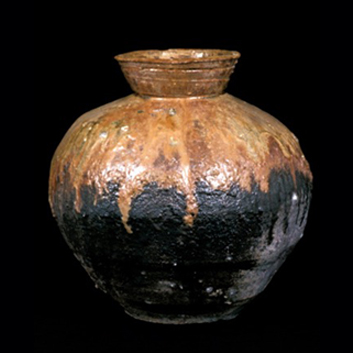 wood-fired jar form 2