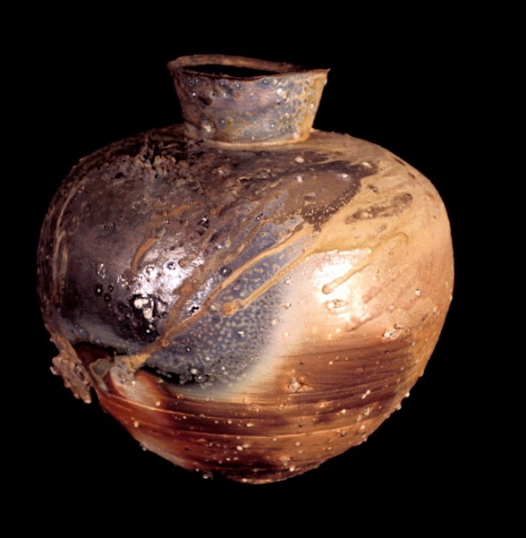 wood-fired jar form 4