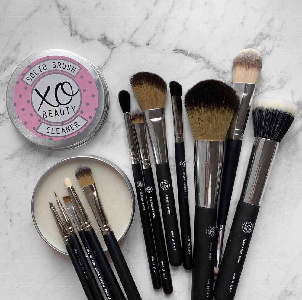 xoBEAUTY MAKEUP BRUSHES & CLEANER - High quality, cruelty-free and affordable makeup brushes make an amazing Christmas gift and the xobeauty brushes (designed by Shaaanxo) are the perfect choice. You can pick up a selection of brushes here in salon & the team will be able to guide you on the best options if you're not sure. The Brush Cleaner is also a great wee stocking filler and is a must have to extend the lift of your makeup brushes, plus it keeps them clean and hygienic which also helps to minimise breakouts.