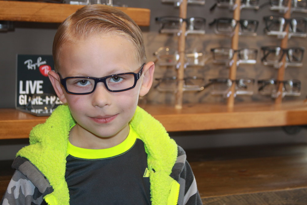 Youth Eyewear - Available at RVC! Call now to schedule your appointment!
