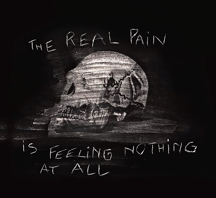 The Real Pain (36 x 40)