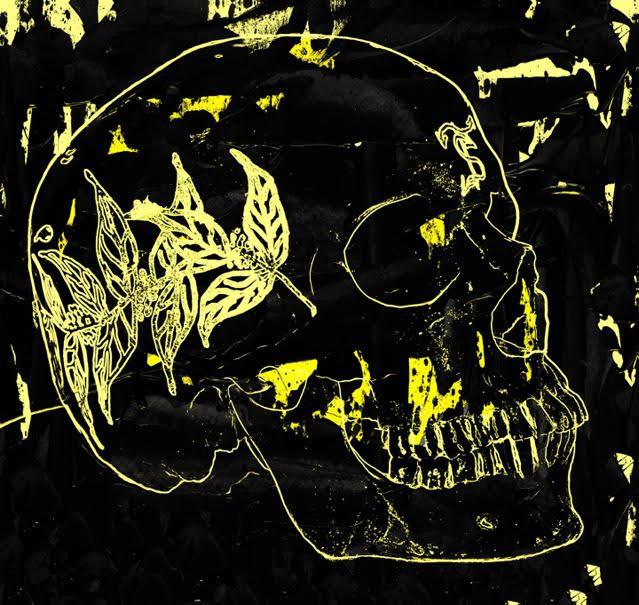 Yellow Skull (38 x 40)