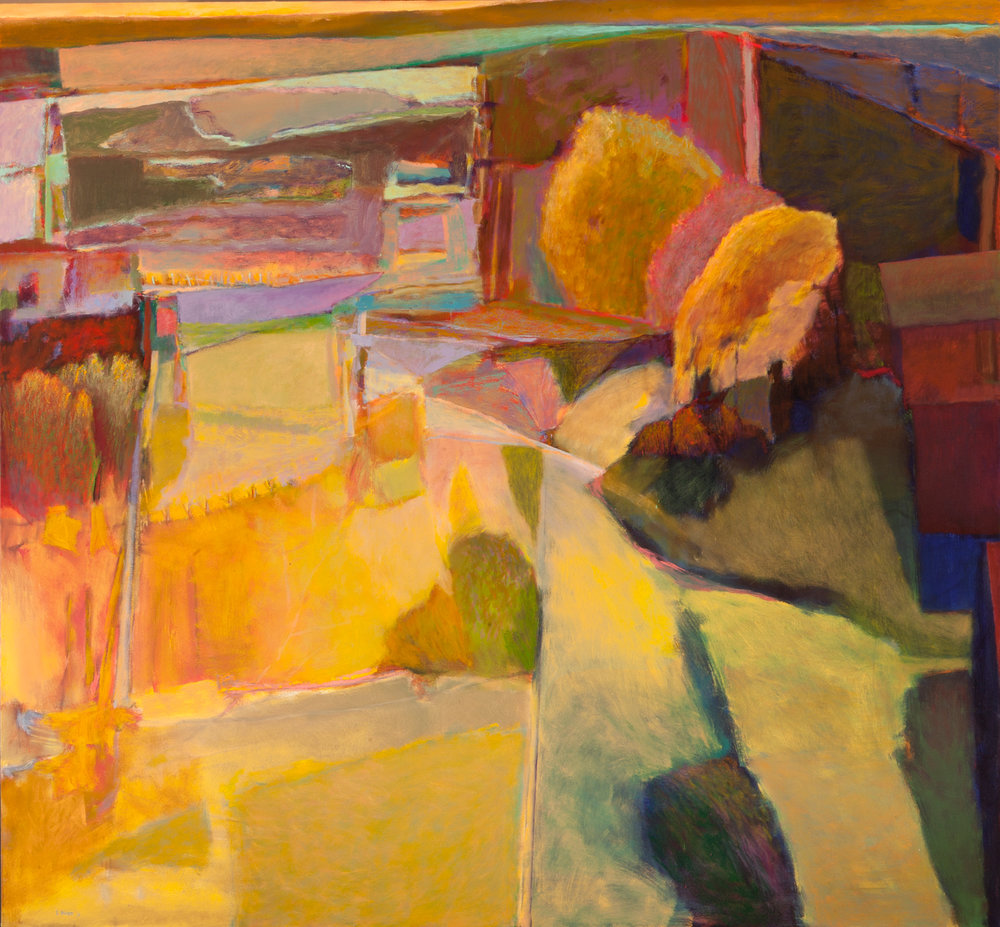 Untitled No. 2511 (76 x 82)