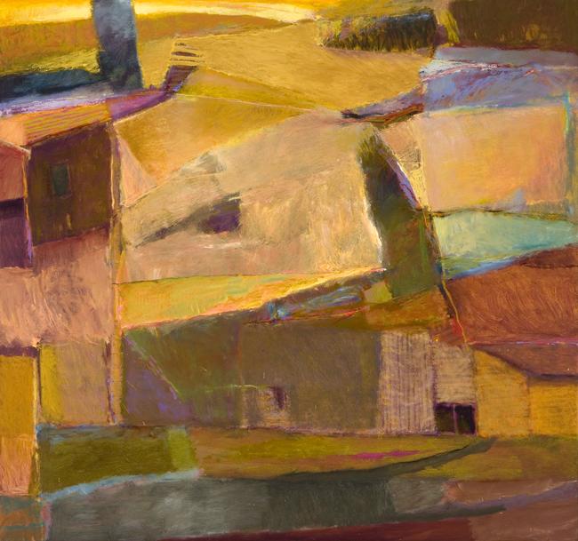 Untitled No. 3210 (69 x 73 1/2)