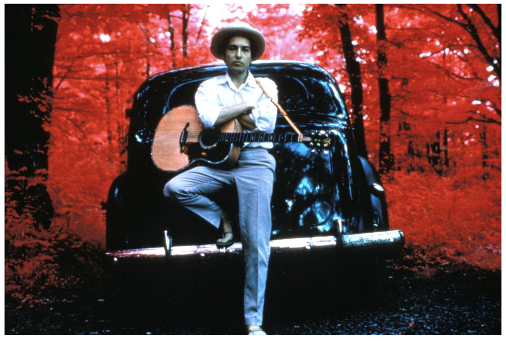 328 - Bob Dylan Infrared