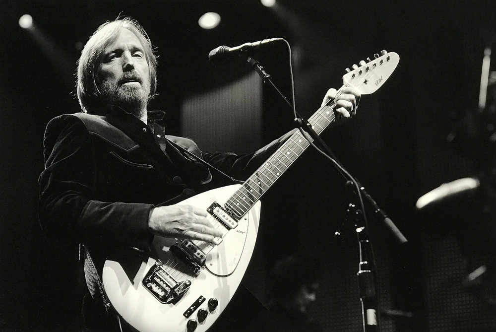 Tom Petty 2010 (16 x 20)