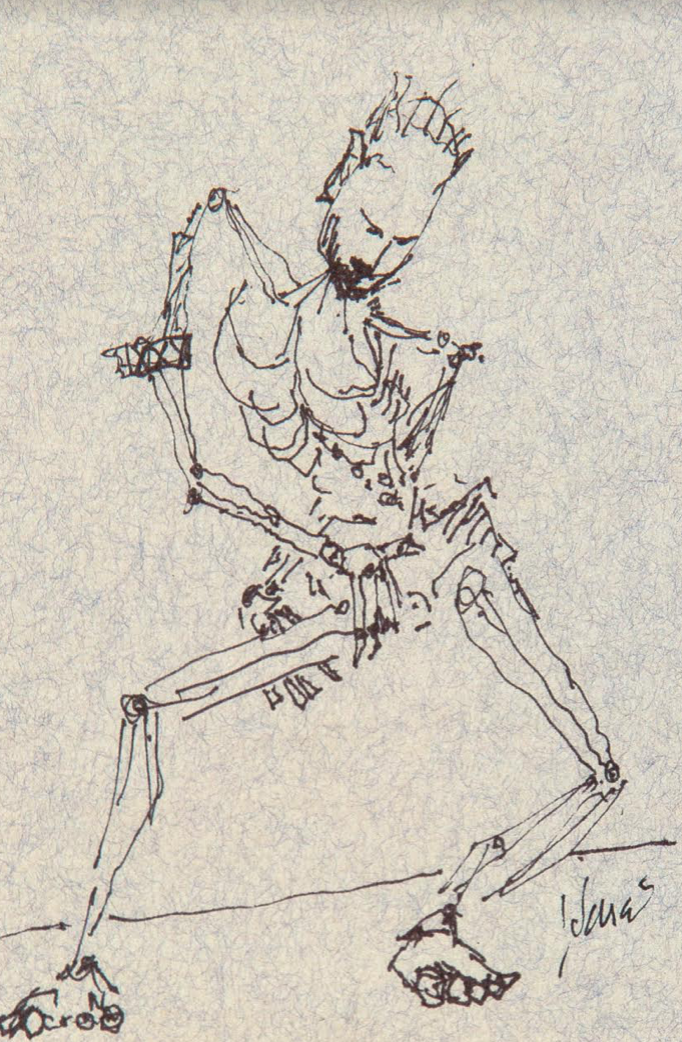 Danse (11 x 8)