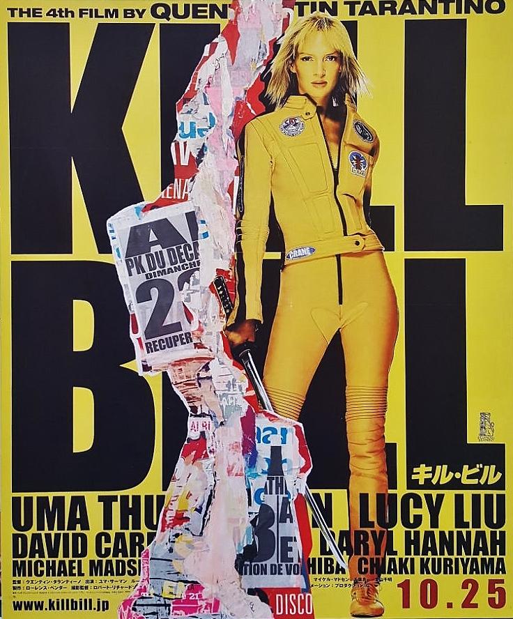 Kill Bill (59 x 47)