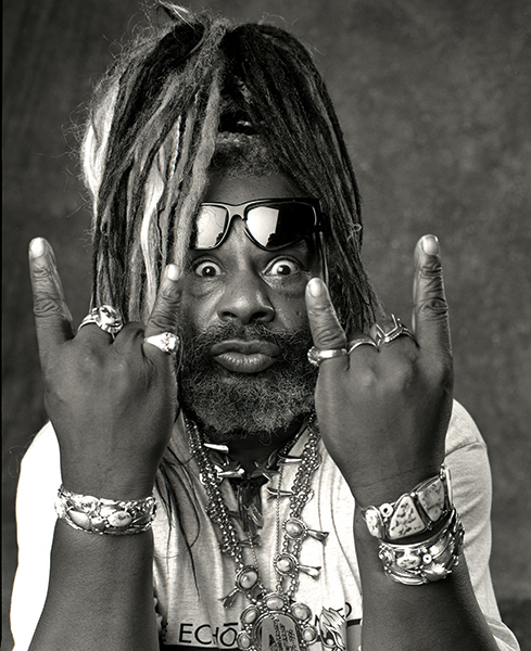 George Clinton 1996