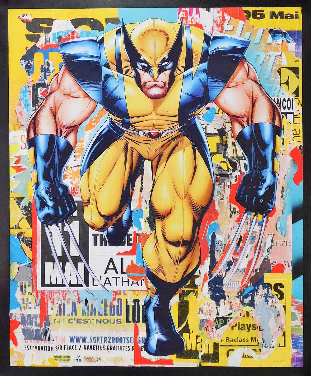 Wolverine (59 x 47)