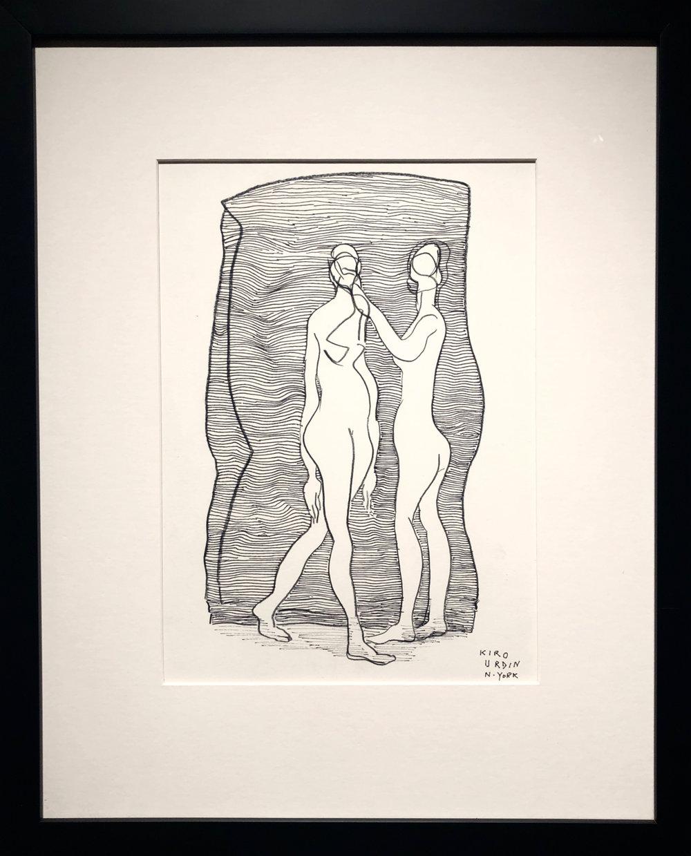 Nude I - (14 x 11)