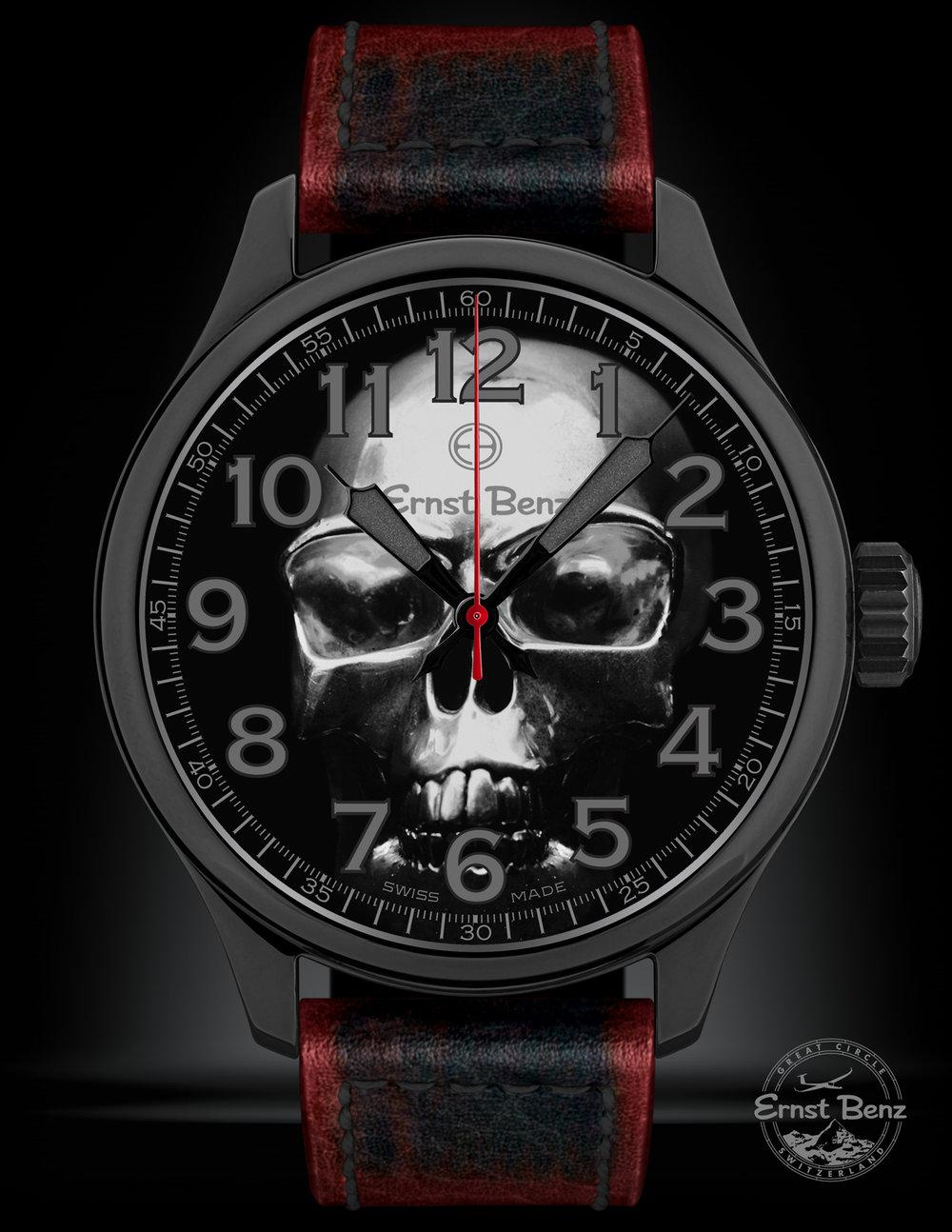 Ernst Benz & Gerard Marti Watch Collaboration
