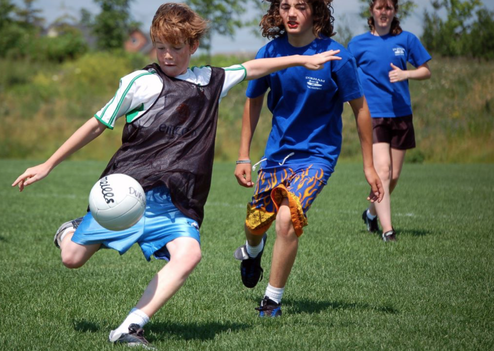 Football for Kids  -