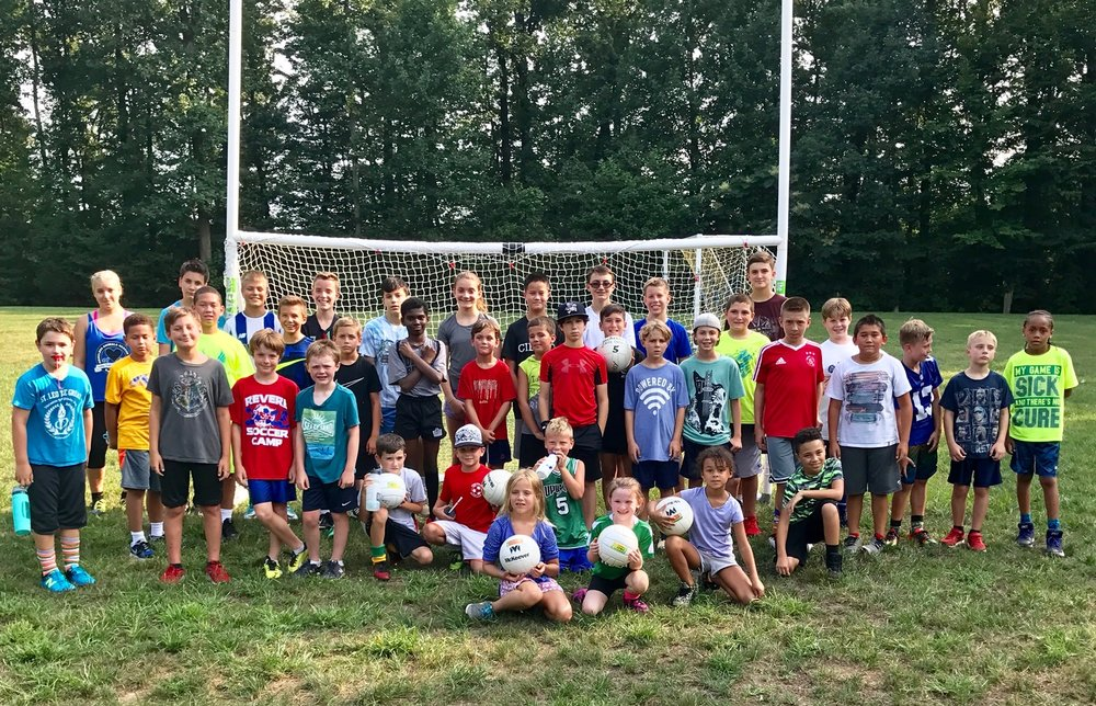 Gaelic football and kids Fairfax Virginia