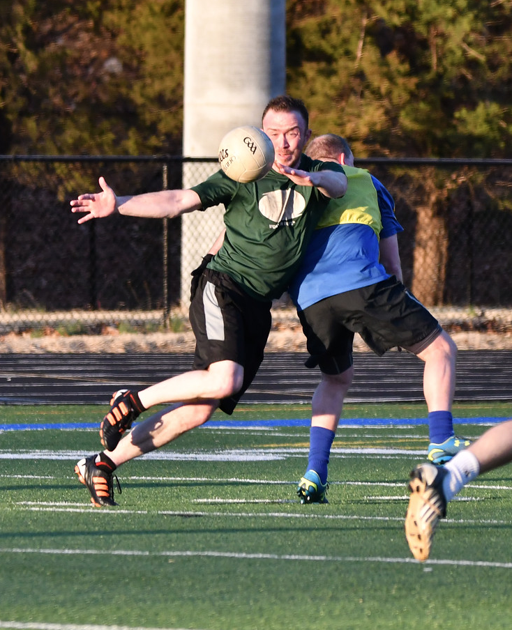 Sean Coyle played his last match with us (for a short while, we hope); he moved back to Arkansas with his new bride; for those who are wondering, they play the wrong kind of football down there. See you soon, Sean!