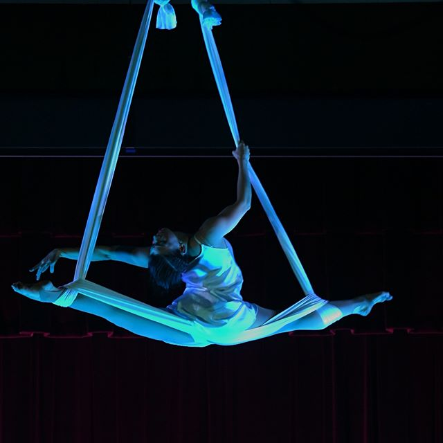 You have ONE more chance to check out our beautiful performers in Obscura! Get your tix for tonight!!! www.syzpro.com Photos by Micah Goldstein #amazing #action #theater #circusshow #show #circus #circuslife #circusarts #aerial #theatre #circuseverydamnday