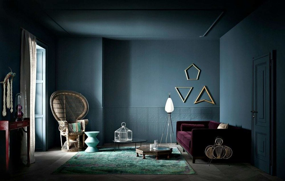 jewel-tone-interiors-purple-sofa-and-deep-teal-wall.jpg