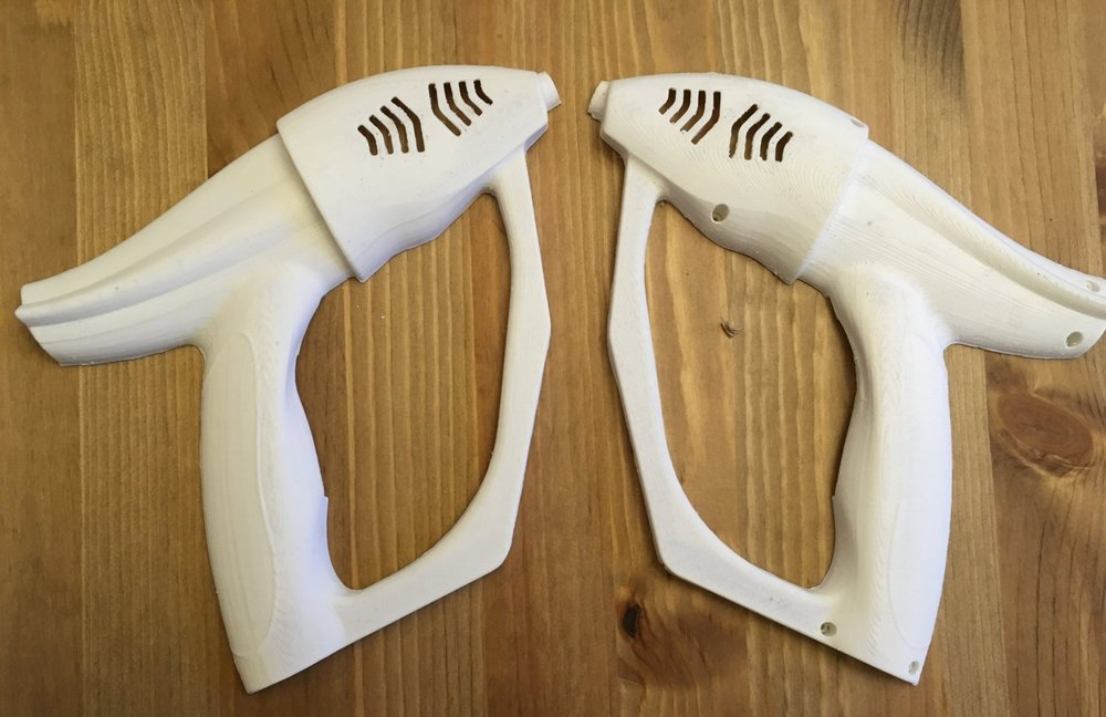 Glue Gun Prototype for Student Project