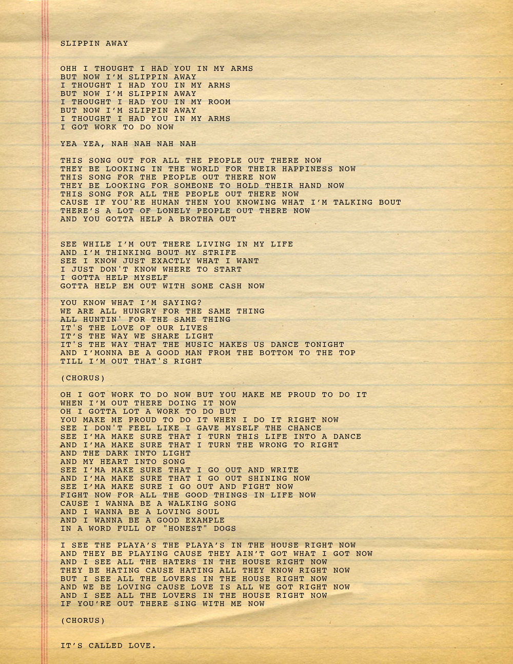 7. Slippin Away Lyrics.jpg