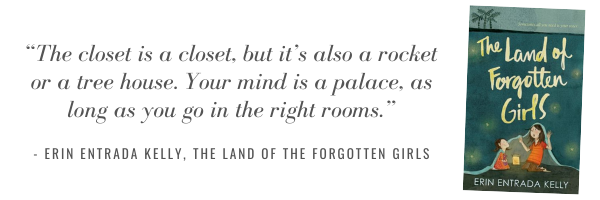 The Land of the Forgotten Girls, HarperCollins (2017)