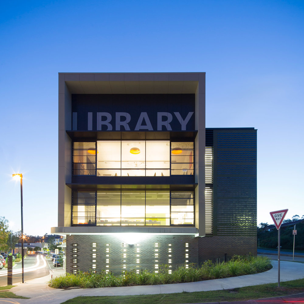 Helensvale Library and CCYC  - 2016 - QLD AIA Public Architecture Award