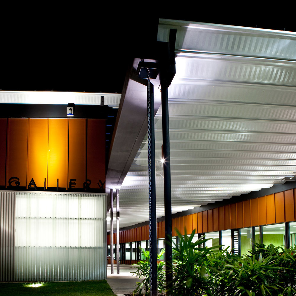 Ingham Cultural Precinct - 2013 - Queensland AIA  Public Architecture Commendation(lahznimmo with Architects North)