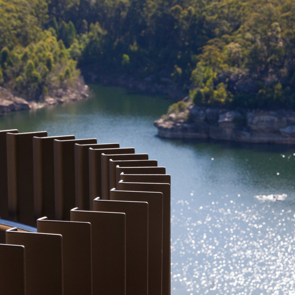 Warragamba Dam VOC - 2011 - NSW AIA Premier's Award2011 - NSW AILA Landscape Architecture Award(lahznimmo with spackman mossop michaels)