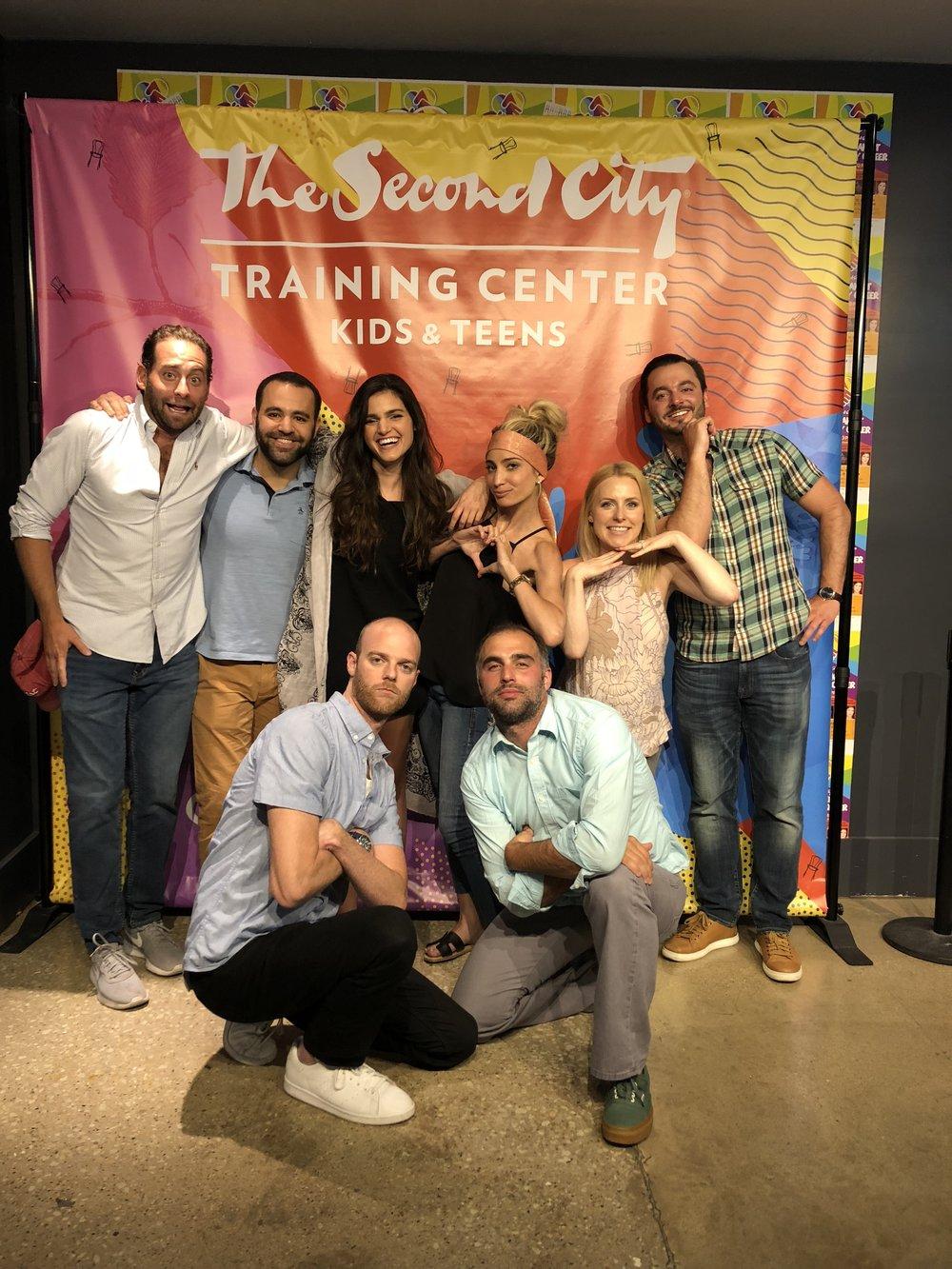 Tequila Hammock Troupe / Second City / Improv