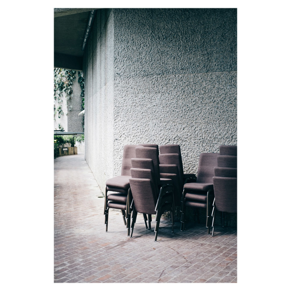 The Barbican  for COS