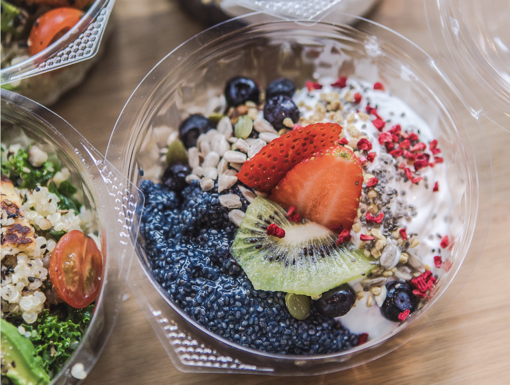 Healthy Habits - Lets get you off to a great start - it all starts in the kitchen and you cannot out train a bad diet. Accredited Practising Dietitian (APD), Pilates Instructor & LA client Emily Massey will share healthy habits, tips & recipes you can adopt for a healthier you.